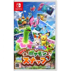Game New Pokémon Snap Switch