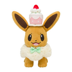 Plush Eevee Mysterious Tea Party