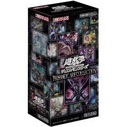 Display Prismatic Art Collection YuGiOh TCG Japan