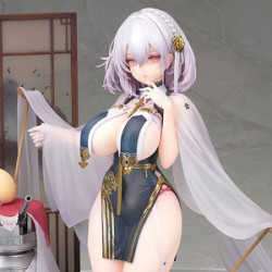 Figure Sirius Blue Waves and Clouds Ver. Azur Lane