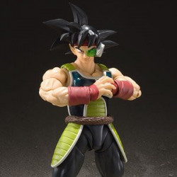Figure Bardock Dragon Ball Z Figuarts