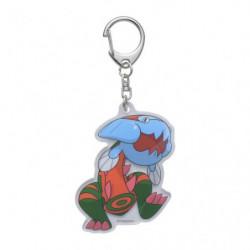 Acrylic keychain Dracovish
