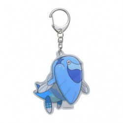 Acrylic keychain Arctovish