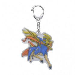 Porte-clés acrylique Zacian