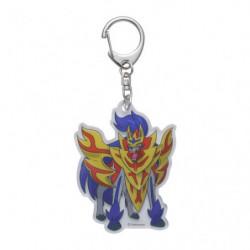 Porte-clés acrylique Zamazenta