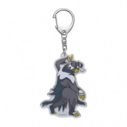 Acrylic keychain Urshifu Rapid Strike Style