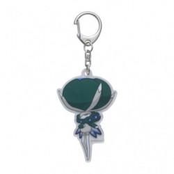 Acrylic keychain Calyrex