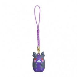Netsuke keychain Morpeko Hangry
