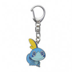 Metal keychain Sobble FR