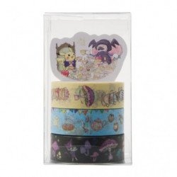 Masking Tape Pokémon Mysterious Tea Party