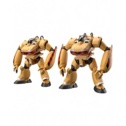 Figure Bulldog Set Mobile Police Patlabor MODEROID Plastic Model