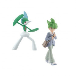 Figurine Timmy Gallame Pokémon Scale World