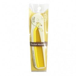 Yellow Tooth Comb Pikachu number025