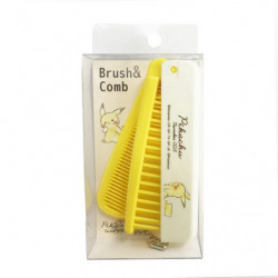 Yellow Brush and Comb Pikachu Number 025
