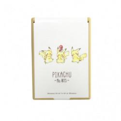 Mirroir de poche M Pikachu Numero 025 Seiretsu