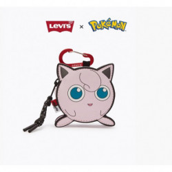 Clip on Pouch Pokemon Levi Jigglypuff