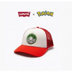 Casquette Pokemon Trucker Levis
