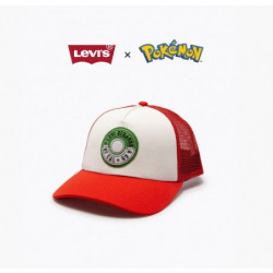 Hat Pokemon Trucker Hat Levis