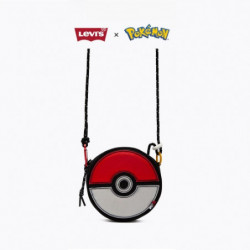 Shoulder Bag Pokemon Levis Pokeball X Body