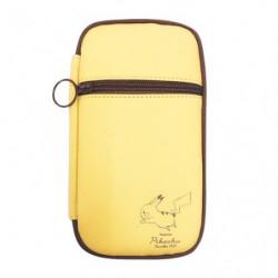Pochette Maruchi S Pikachu number 025 Jump