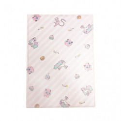 Clear File Pink