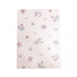 Pochette Transparente Pink
