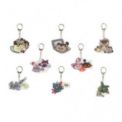 Porte-clés acryliques Jour de Miaouss de Galar BOX