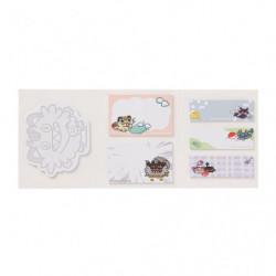 Set de stickers Jour de Miaouss de Galar