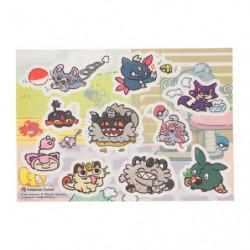 Stickers Jour de Miaouss de Galar