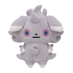 Plush Espurr Galarian Meowth Day