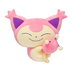 Plush Skitty Galarian Meowth Day