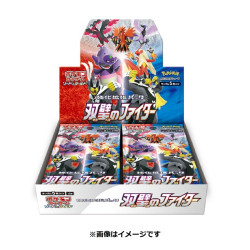 Double Fighter Booster Box Pokémon