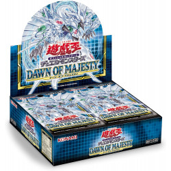 Dawn of Majesty Display Yu-Gi-Oh!