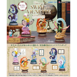 Swing Vignette Collection Re-ment Pokemon BOX