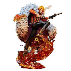 Figure Sanji One Piece Log Collection