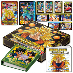 Set Dragon Ball Cardass Premium Volume 6