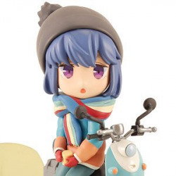 Figurine Shima Rin Season 2 Ver. Laid-Back Camp