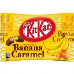 Kit Kat Mini Banana Caramel