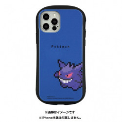 iPhone Cover iPhone Gengar Hybrid Glass