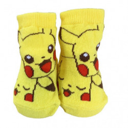 Baby Socks Pikachu Face