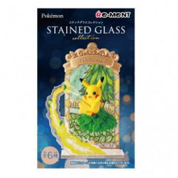 Pokémon STAINED GLASS Collection