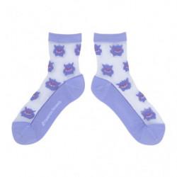 Middle Socks Gengar See Through
