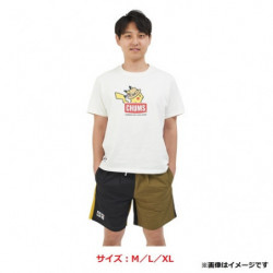 T Shirt White POKÉMON WITH YOUR CHUMS