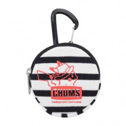 Pouch Sweat Black White POKÉMON WITH YOUR CHUMS