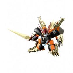 Figure Black Metal Jacket Jyakomaru Mashin Hero Wataru PLAMAX Plastic Model