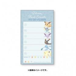 Memo To Do List Blue Floral Ensemble