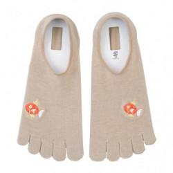 Cover Socks 5 toes Magikarp One Point