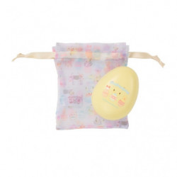 Brosse et Pochette à Cordon Set Happy Easter Basket