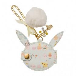 Mirror Bag Charm Happy Easter Basket
