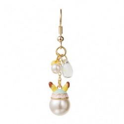 Pierced Earrings Happy Easter Basket